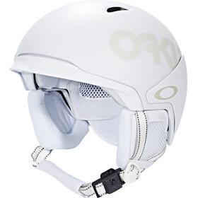Oakley M's MOD3 Factory Pilot Snow Helmet Matte White